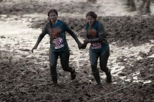 Britain Tough Guy Endurance Race
